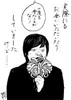 =松尾貴史さん作