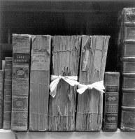 【包帯】(早稲田大学図書館特別資料室 2003年)