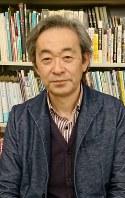 斎野裕彦さん=2018年3月6日、伊藤和史撮影