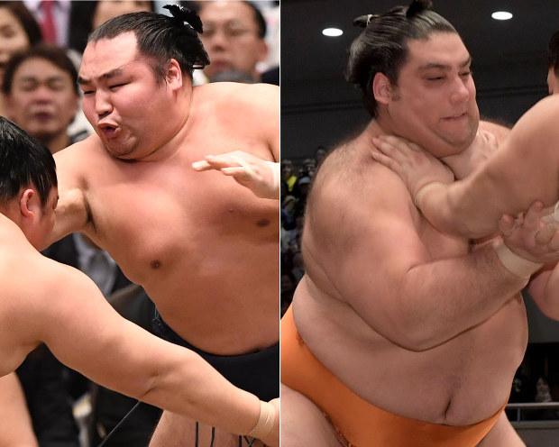 大相撲:全勝続くか 鶴竜は正代、魁聖は竜電と【9日目】 - 毎日新聞