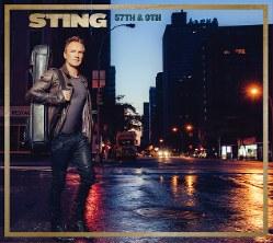 スティングのアルバム「ニューヨーク9番街57丁目(ジャパン・ツアー・エディション)」。「フラジャイル」(1987年発表)のライブバージョンが収録されている/ユニバーサル ミュージック提供