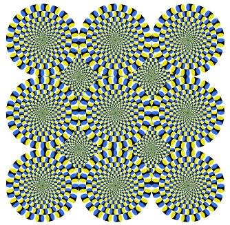 6 - 【人工知能】AI誤って「回転」と錯視…人間同様に 立命大など発見「AIが錯視というエラーを起こす可能性が分かった」[03/21]