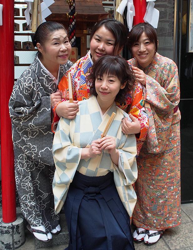 落語会:女流のみ、11人で4時間半 春風亭ぴっかり、来月大阪で ...