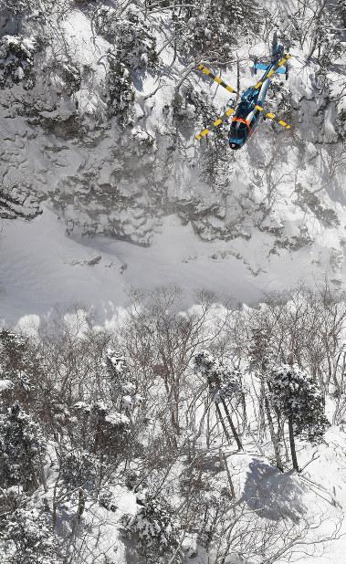 山岳遭難:八ケ岳・阿弥陀岳で7...