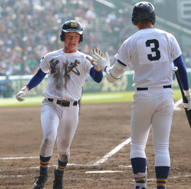 第90回選抜高校野球:聖光学院、攻め貫く 序盤失点、反撃及ばず ...