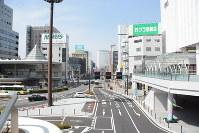 23年連続で商業地の最高価格地点となった高崎市八島町周辺