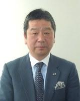 ボルボ・カー・ジャパンの木村隆之社長=東京都港区で2018年3月27日、和田憲二撮影