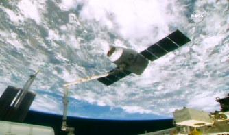 金井宣茂宇宙飛行士:ISSで補給...