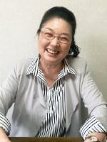「昔の私は自信がなかった」という寺西笑子さんの言葉に、思わず「えっ?」と返すと、「みなさん、そう言う」と声を立てて笑った=京都市伏見区で、松井宏員撮影