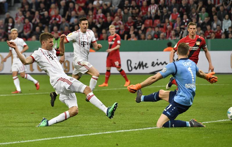 Bayern Hammer Leverkusen To Book DFB Pokal Final Spot