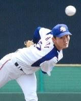 投手陣の柱として2年目に臨むNTT東日本の堀
