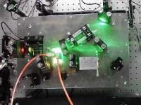 放射性セシウムを同位体別に可視化できる新型の「高繰り返し波長可変レーザー」