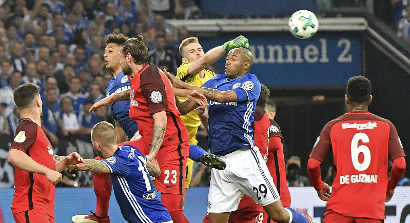 Frankfurt advance to DFB Pokal final after 1-0 victory