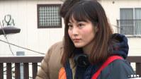 <プロフィル>松本花奈(まつもと・はな) 1998年大阪府出身。女優として活動する傍ら14歳で映像制作を始め、日本大学鶴ヶ丘高等学校在学時の2014年に監督・脚本・編集を手掛けた映画「真夏の夢」がNPO法人映画甲子園主催「eiga worldcup」最優秀作品賞を受賞。2016年「脱脱脱脱17」が審査員特別賞・観客賞を受賞。物怖じしない率直な性格の持ち主だが、洋服を買うのに何時間も悩んだり、「ピアスもしてみたいし、お化粧ももっとしてみたいけど……」とお洒落には尻込みするタイプの20歳。