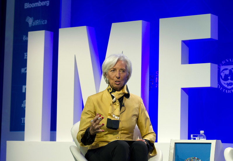 International Monetary Fund  sees emerging Asia as top global growth engine
