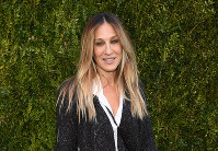 Actress Sarah Jessica Parker attends the 2018 Chanel Tribeca Film Festival Women Filmmakers Luncheon at Odeon, on April 20, 2018 in New York. (Photo by Evan Agostini/Invision/AP)