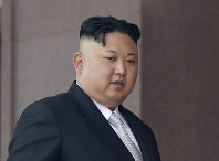 North Korean leader Kim Jong Un (AP)
