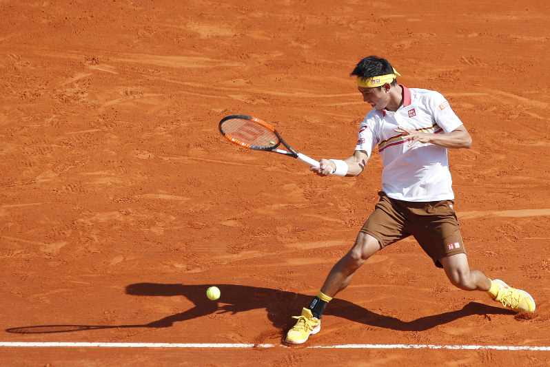Monte Carlo Masters Day Seven: Nishikori can catch market out against Zverev