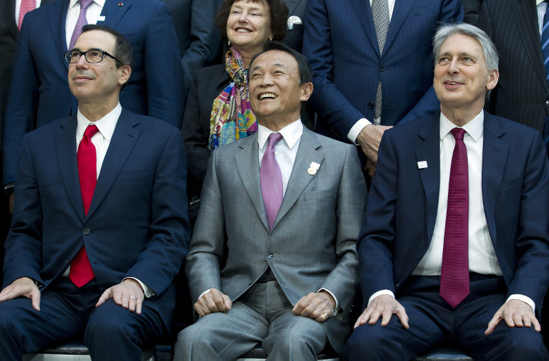 FOCUS: Japan left behind as G-20 frets over monetary tightening - The Mainichi