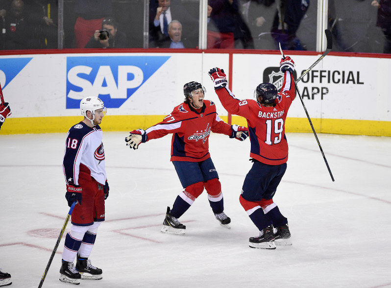 Capitals' Andre Burakovsky needs surgery, out for rest of first round