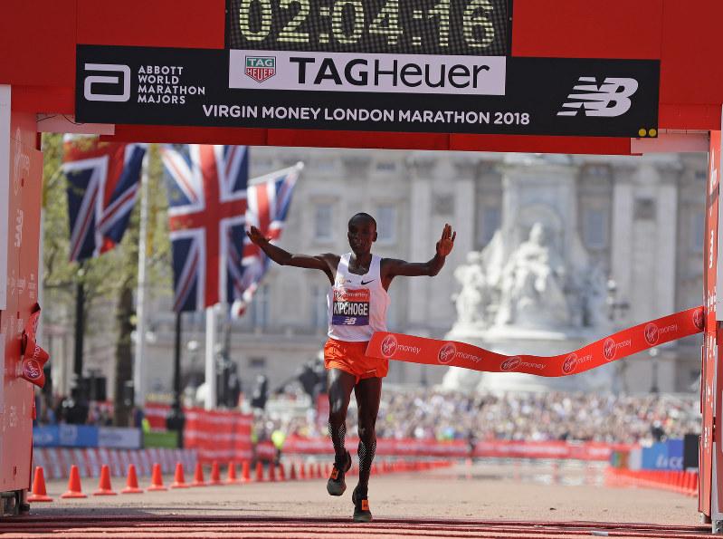 Farah faces tough examination in London Marathon