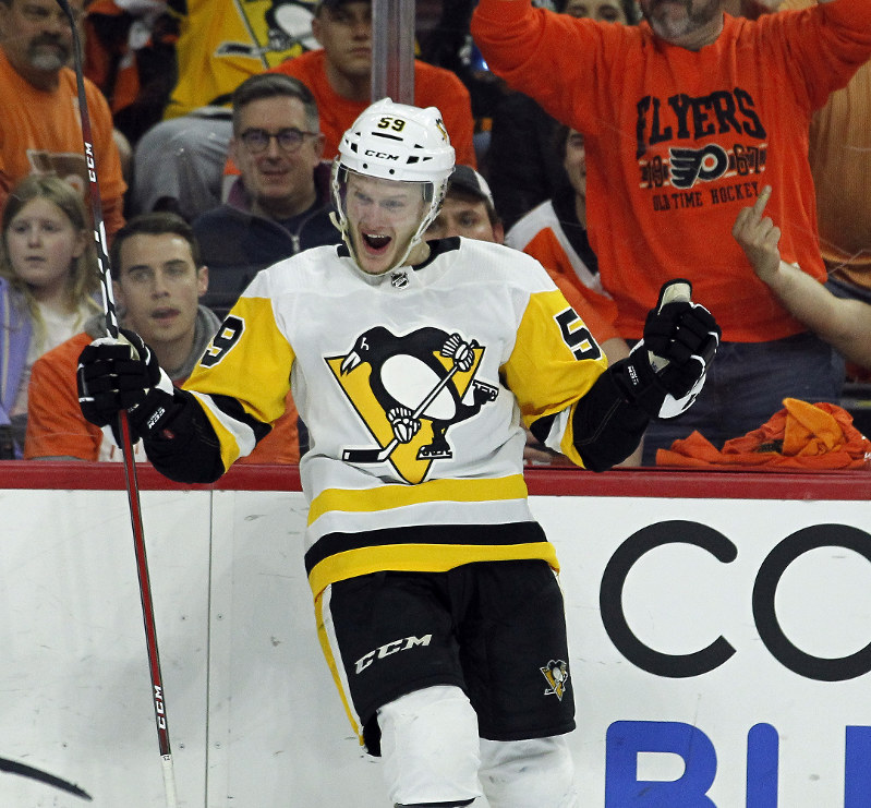 Penguins and Flyers Square Off Sunday in Game Six