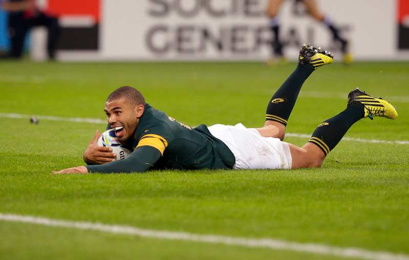 Bryan Habana: South Africa Winger To Retire From Rugby