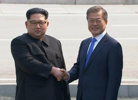 「南北首脳会談」の画像検索結果