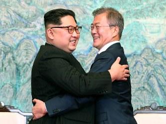 「南北首脳会談 平和 北朝鮮」の画像検索結果