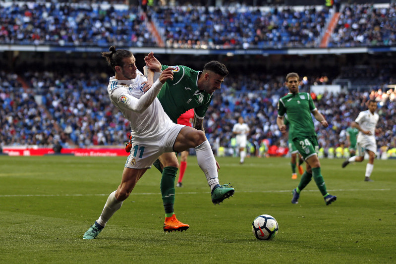 Gareth Bale 'happy at Real Madrid despite speculation over future'