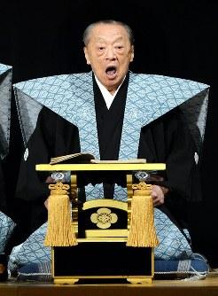 竹本住太夫さん 93歳=文楽太夫、人間国宝(4月28日死去)