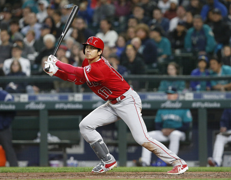 Ohtani to start Sunday vs. Mariners after recovering from ankle injury