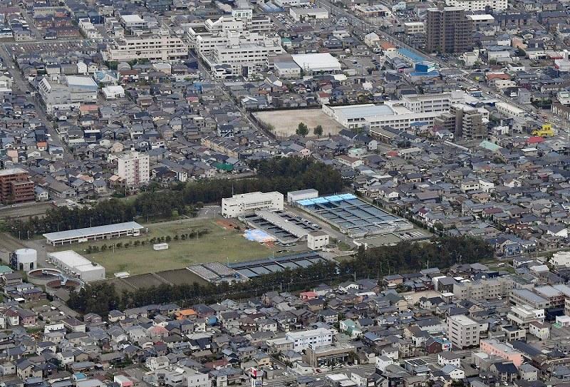 新潟市立小針小学校