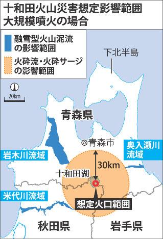 十和田火山