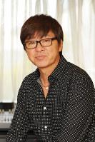 歌手の西城秀樹さん=東京都千代田区で2013年9月3日、内藤絵美撮影
