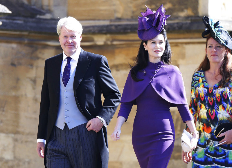 It s all about the well-plumed hats for royal wedding guests - The ... ade93d7d28b