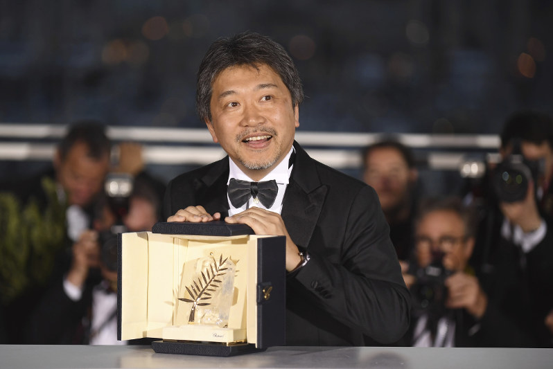 Shoplifters Wins Palme Dor At Cannes Film Festival Grand Prize To