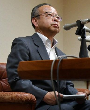 狛江市:セクハラ疑惑 副市長「...