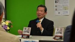 対談イベント「東芝問題~社外取締役は役割を果たしたか」ゲストの中島茂弁護士