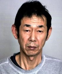 Yasuhiro Ogura (Photo courtesy of Aichi Prefectural Police)