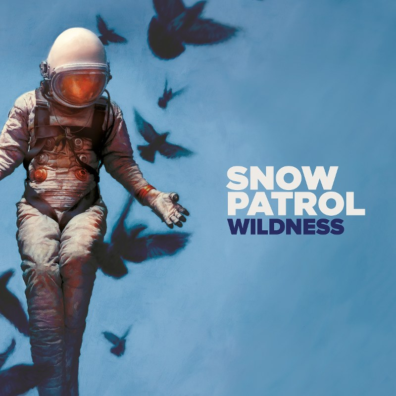 This Cover Image Released By Polydor Republic Shows Wildness Snow Patrol Via AP