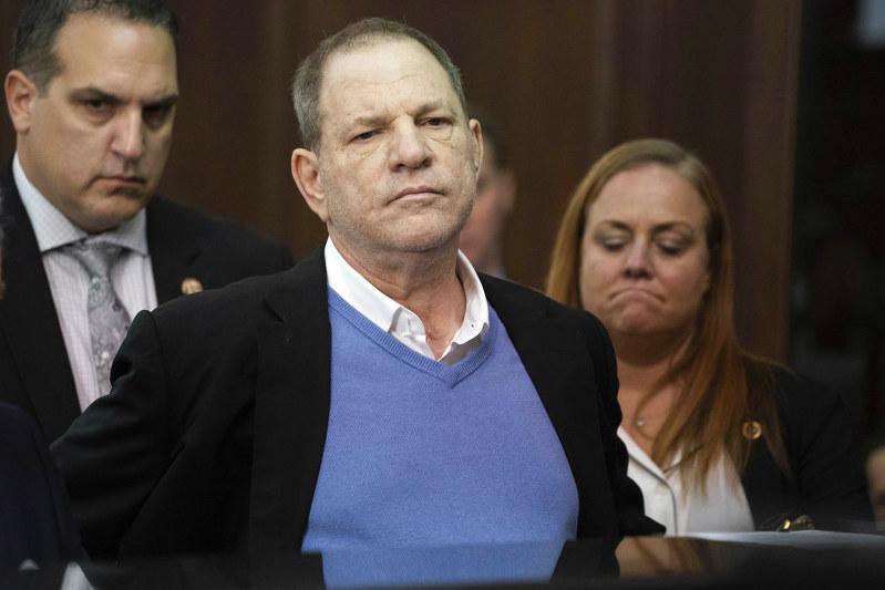 Hasil gambar untuk Film producer Weinstein indicted for rape: New York prosecutor
