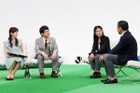 6月9日放送予定の「FOOT×BRAIN」のゲストは、元なでしこジャパンの澤穂希さん=テレビ東京提供