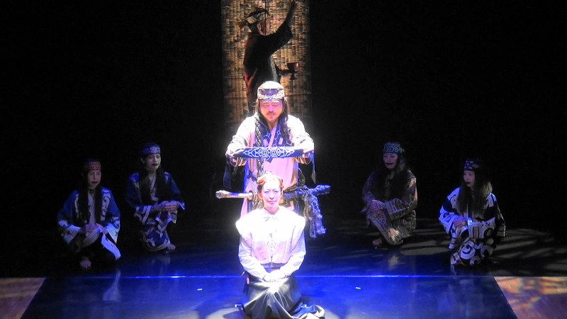 Ainu Othello' tackles racism in Japan through Shakespeare's great