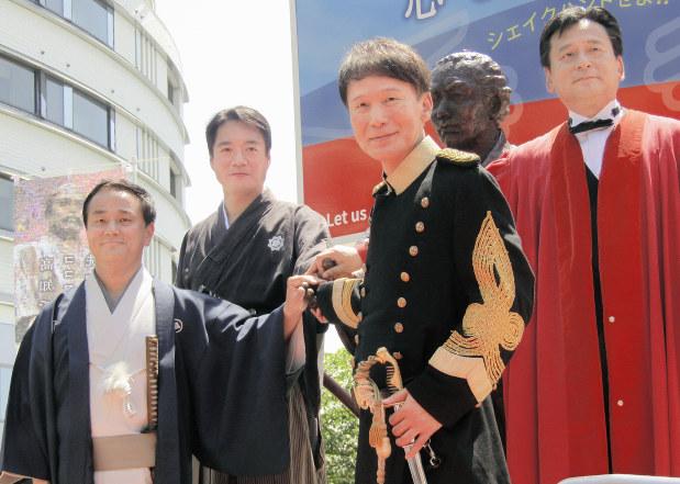 人模様:平成の「薩長土肥」で地域活性 尾崎正直・高知県知事 - 毎日新聞