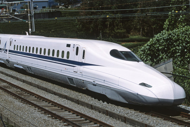 Knife rampage aboard Japanese bullet train kills 1, injures 2