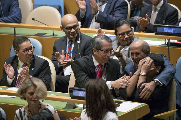 Indonesia wins UN council seat along with Germany, Belgium - The Mainichi