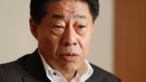 北側一雄氏=小川昌宏撮影