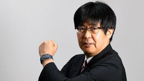 平田崇浩論説委員=宮本明登撮影