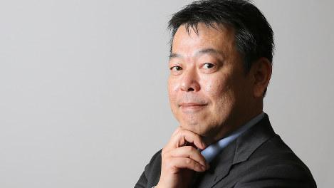 澤田克己外信部長=後藤由耶撮影